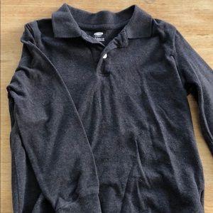 Old Navy Long sleeve Polo